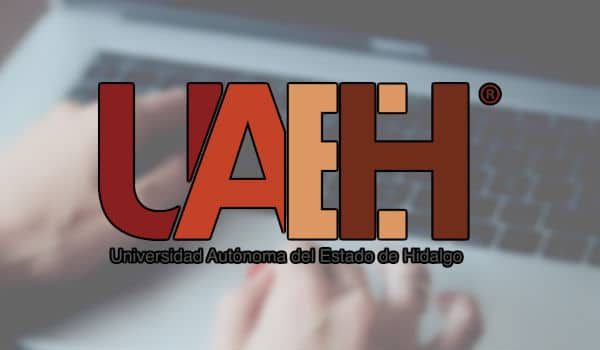 Logo universidad virtual uaeh