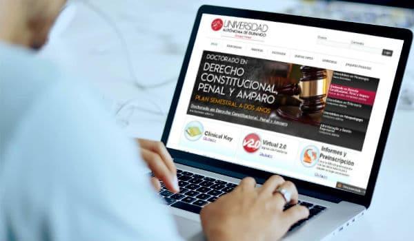 Universidad Autónoma de Durango Virtual