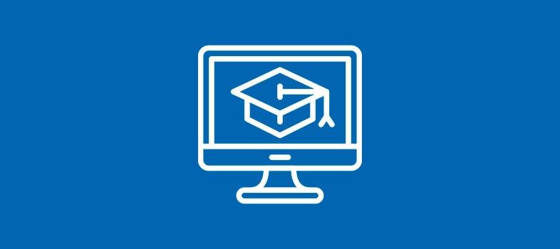 Estudiar en línea, obtén un título sin salir de casa ★